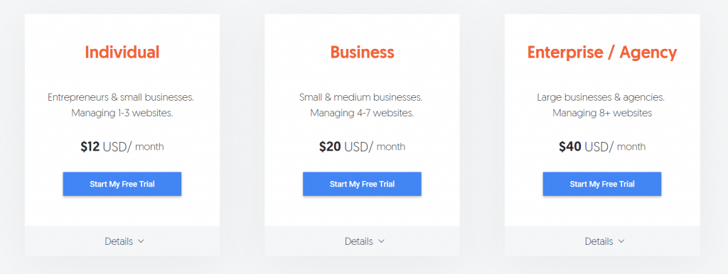 Software pricing