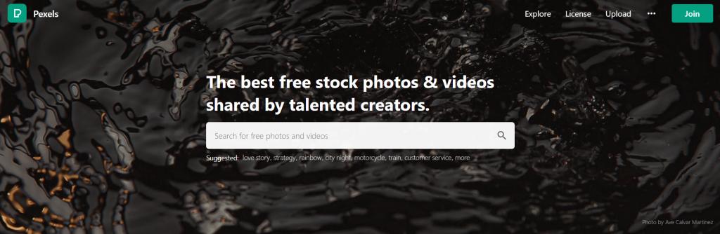Free images website - pexels