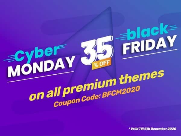 AccessPress Black Friday and Cyber Monday Discounts