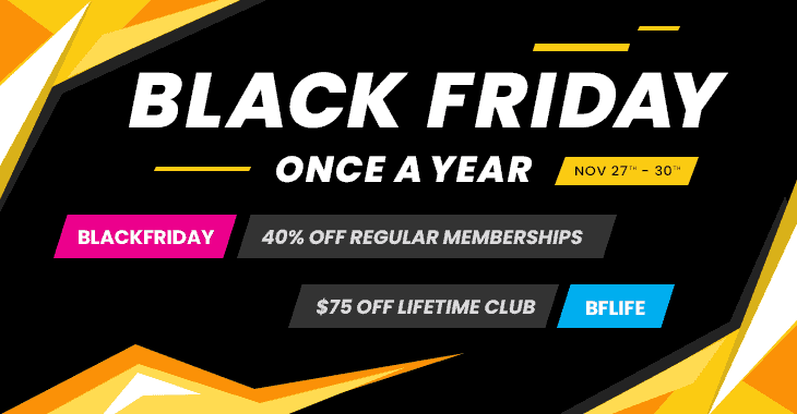 Themeify Black Friday Discounts