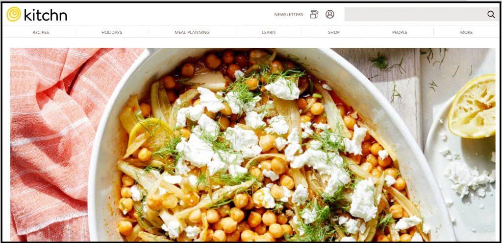 Best recipes blog list - The kitchn