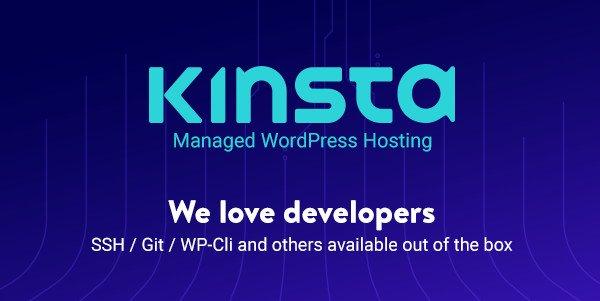 Siteground Alternatives -6 - Kinsta hosting