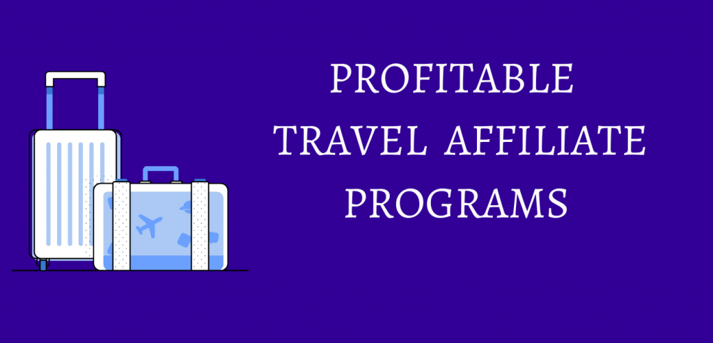 Best profitable affiliate programs