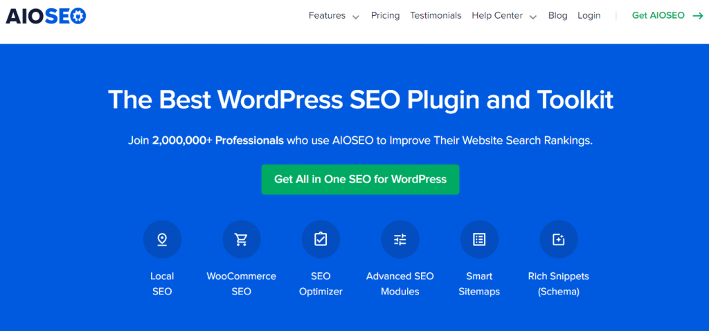 All in One SEO WordPress plugin for beginner