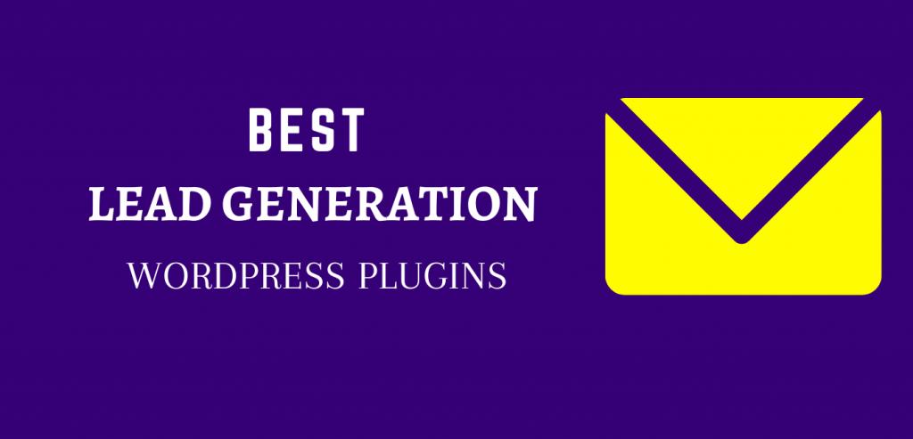 Best Lead Generation WordPress plugin
