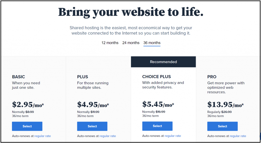 Bluehost coupon codes with discounts