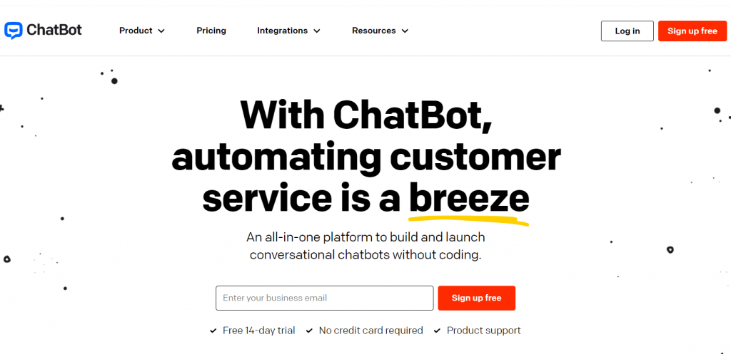 ChatBot - Automatic customer service