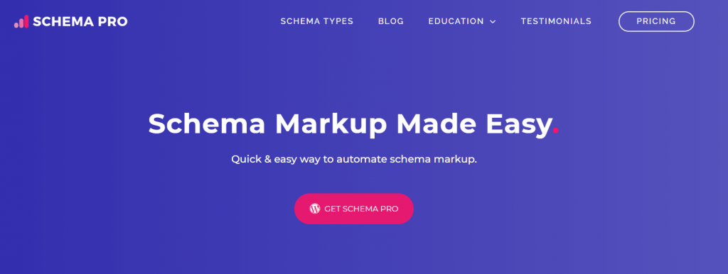 Schema Pro SEO Plugin for Website
