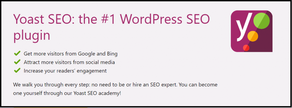 Yoast SEO Free Best WordPress Plugin